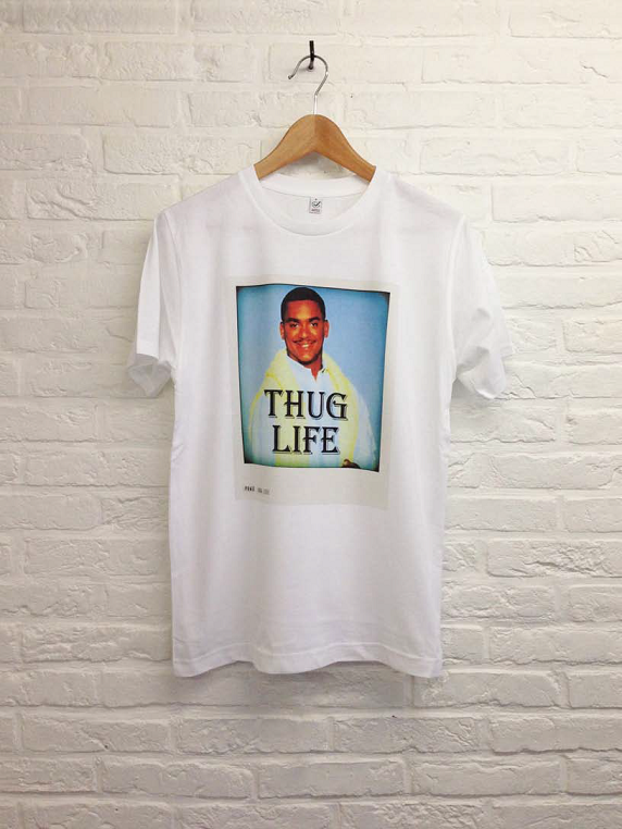 Power of Thug life-T shirt-Atelier Amelot