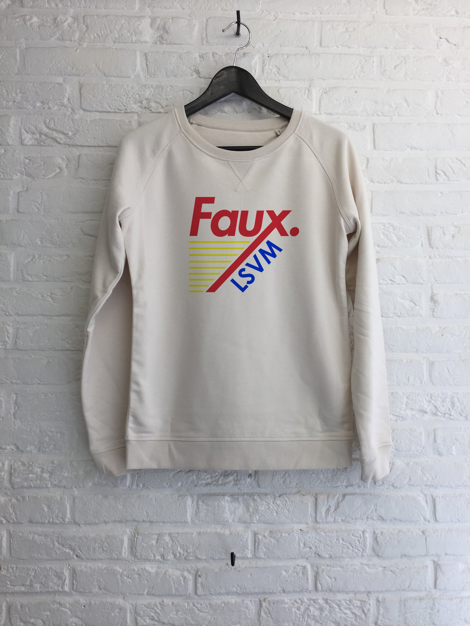 Faux only - Sweat Femme-Sweat shirts-Atelier Amelot