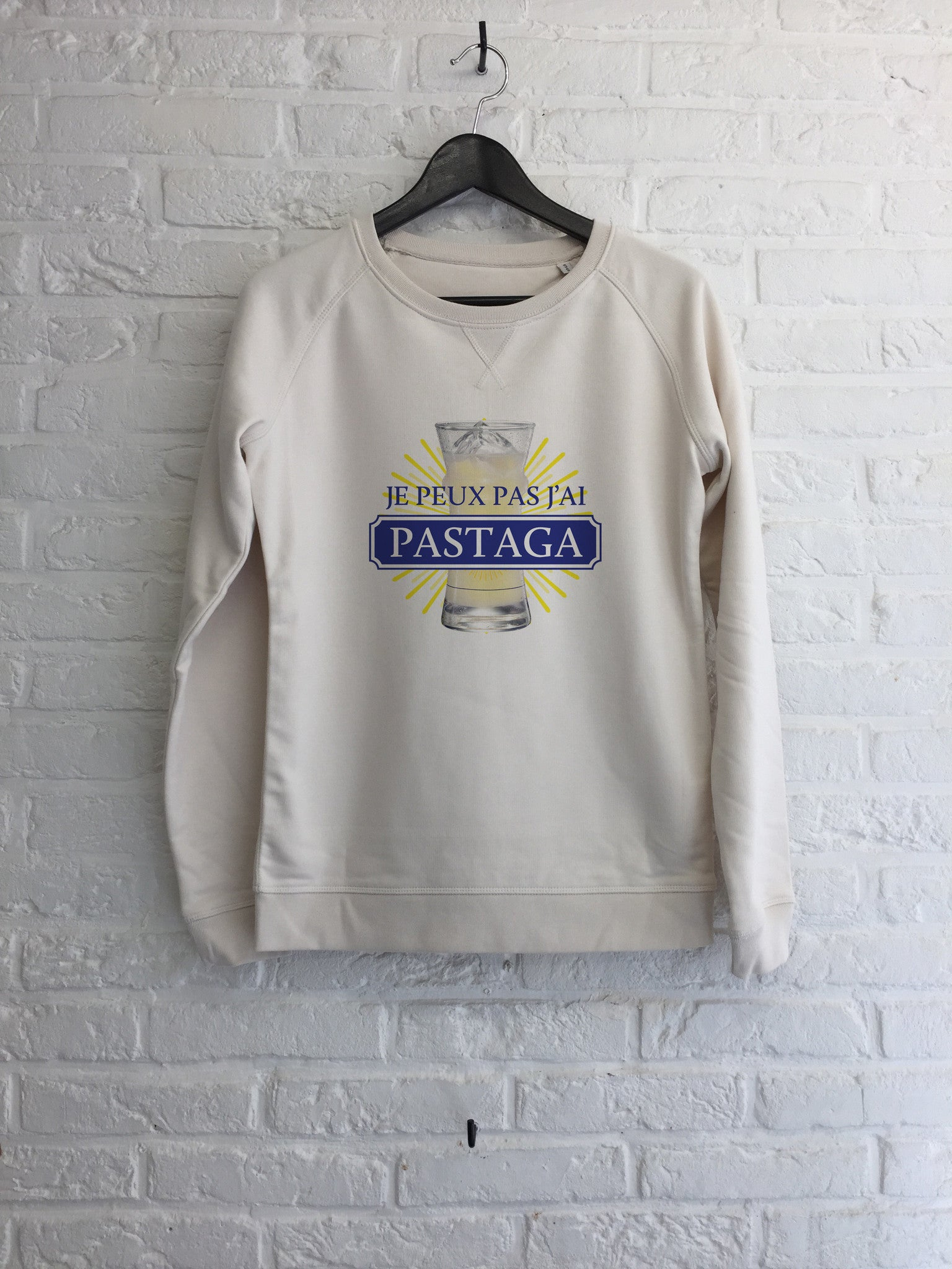 Pastaga - Sweat Femme-Sweat shirts-Atelier Amelot