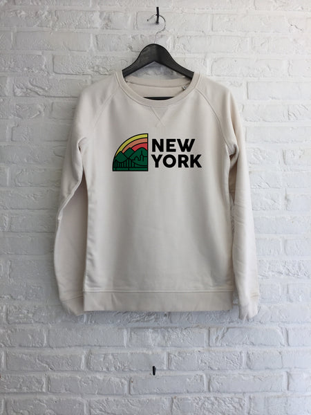 New York rainbow - Sweat Femme-Sweat shirts-Atelier Amelot