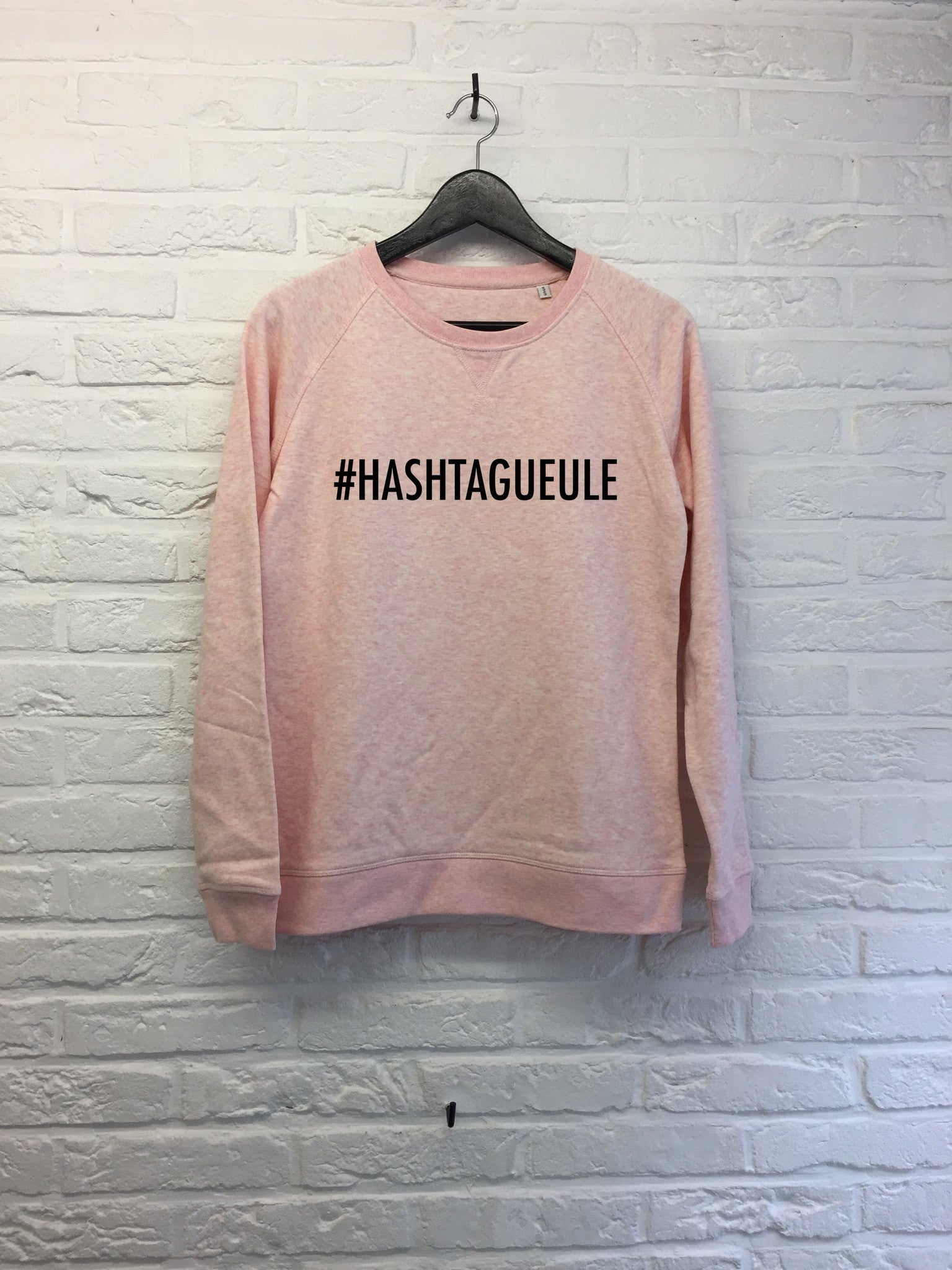 Hashtagueule - Sweat - Femme-Sweat shirts-Atelier Amelot