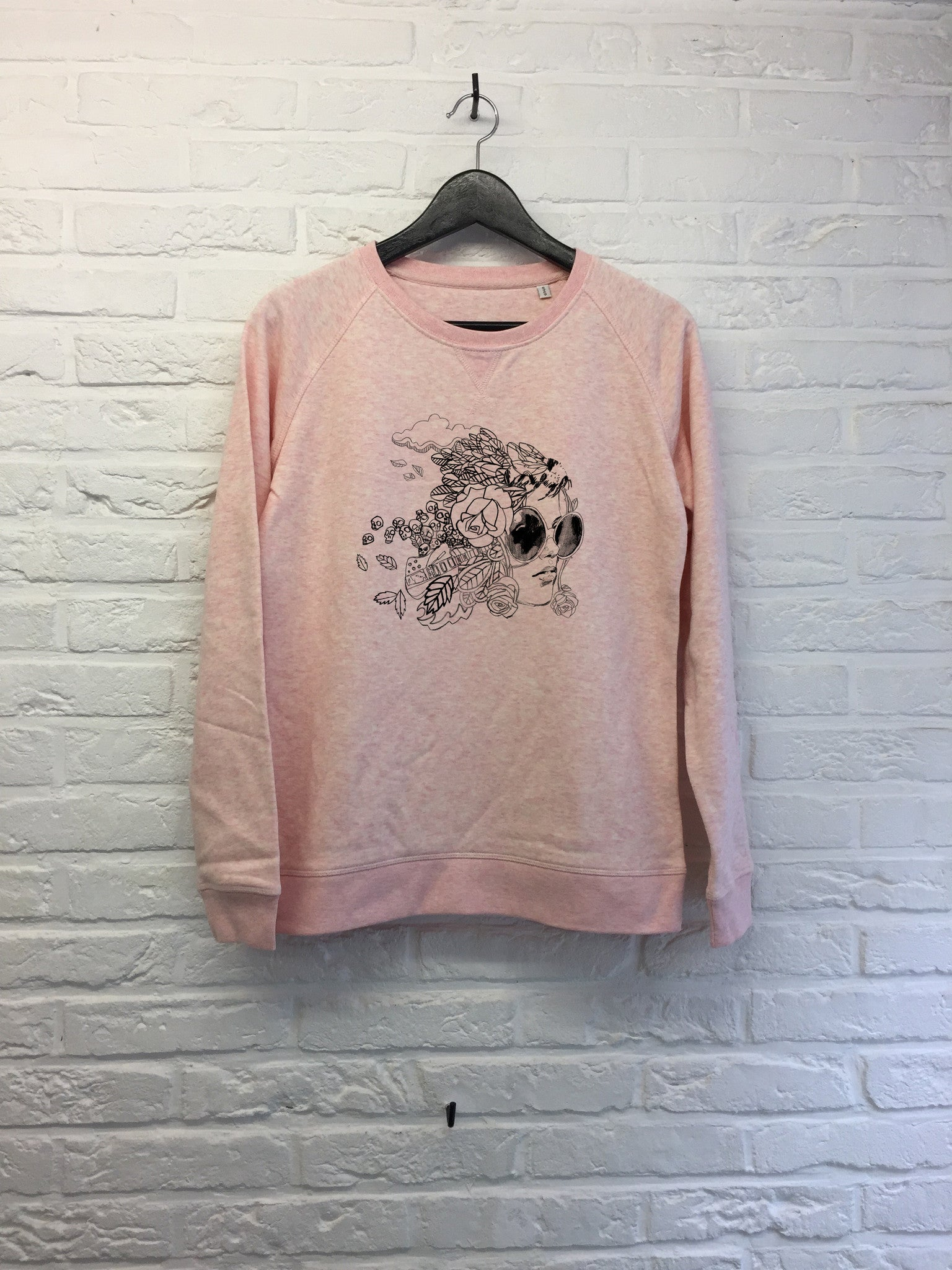 TH Gallery - Headonista - Sweat - Femme-Sweat shirts-Atelier Amelot