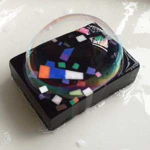 Cosmic Yuzu Glycerin Soap with bubble