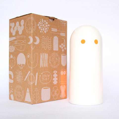 Porcelain ghost light