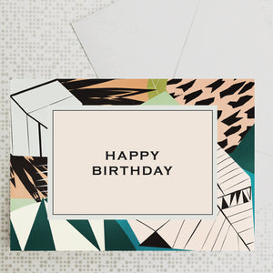 Amazon Birthday card