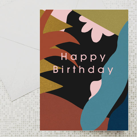 Birthday Night card