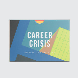 Career Crisis Prompt cards box