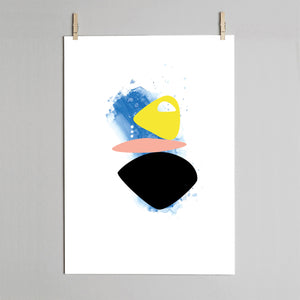 Flight II print