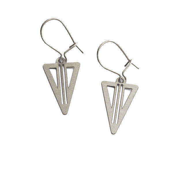 Gezi Steel Earrings
