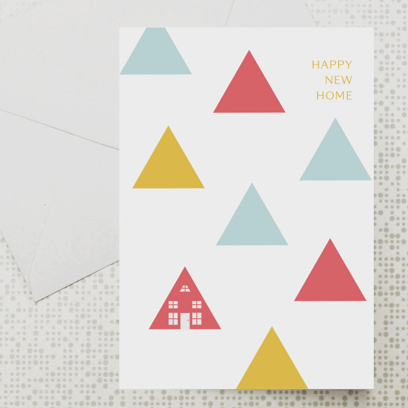 House & Home card