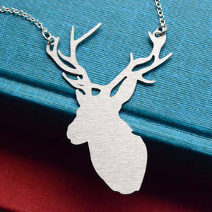 Ida Stag Necklace