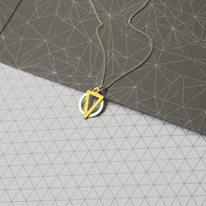 K1 necklace