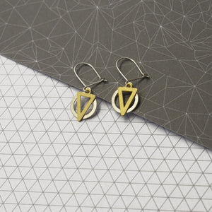 K1 earrings