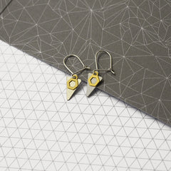 K2 earrings