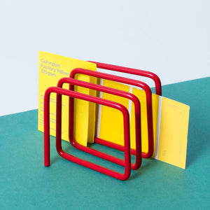 Letter racks - other colours available.
