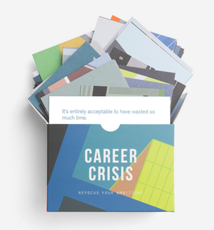 Career Crisis Prompt cards set