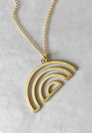 Arco necklace