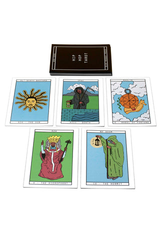 Hip Hop Tarot Cards