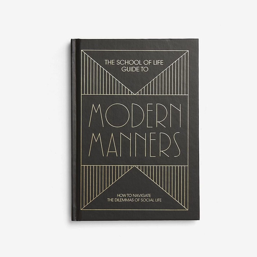 Modern Manners Cover