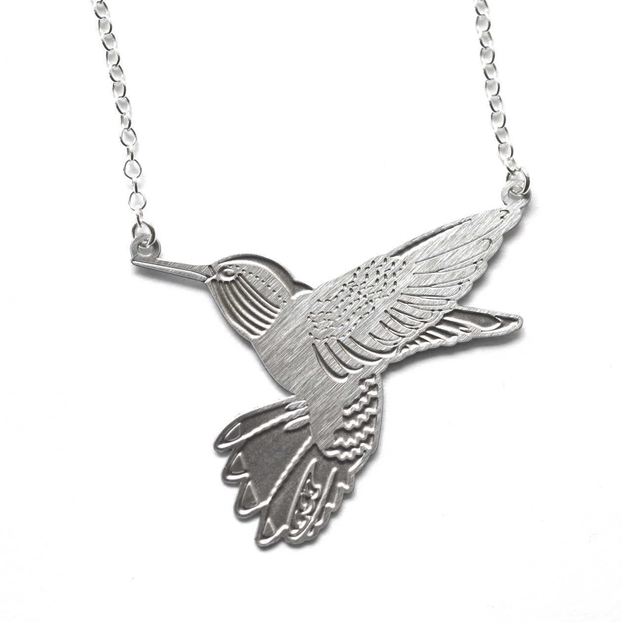 Nectar Hummingbird Necklace