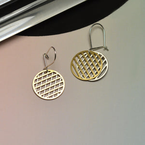 Off Grid earrings