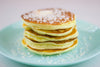 Keto Coconut Flour Pancakes with Cream Cheese