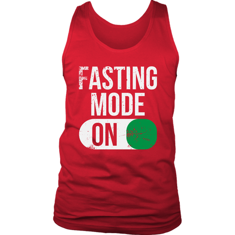 Image of Fasting Mode ON - Mens Tank