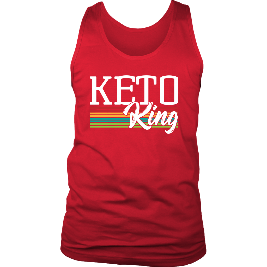 Keto King - Mens Tank