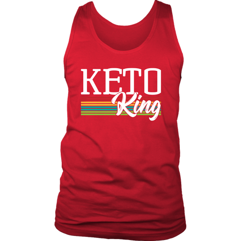 Image of Keto King - Mens Tank