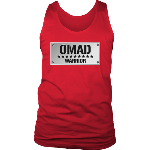 Image of OMAD Warrior - Mens Tank