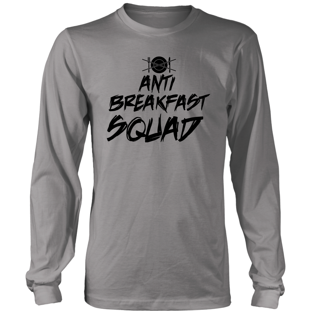 Anti Breakfast Squad - Long Sleeve Shirt