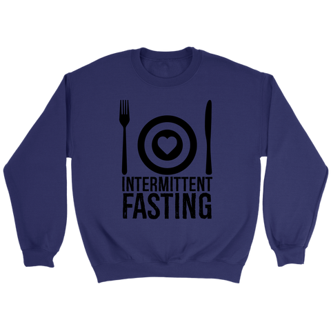 Image of Intermittent Fasting Dish - Crewneck Sweatshirt