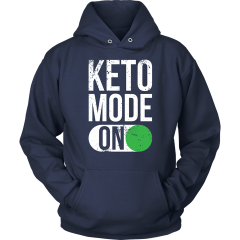 Image of Keto Mode ON - Unisex Hoodie