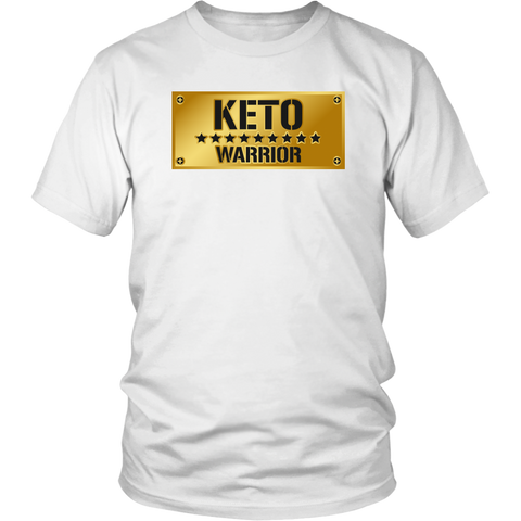 Image of Keto Warrior - Unisex Shirt