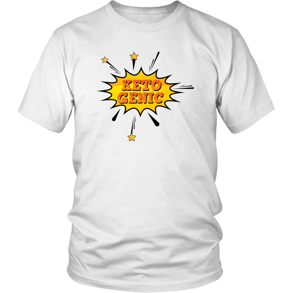 Ketogenic POW! - Unisex Shirt