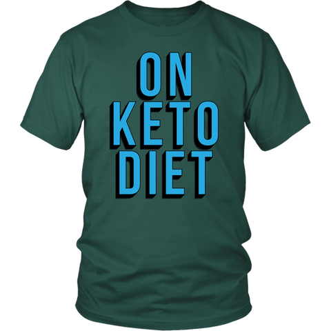 Image of On Keto Diet - Unisex Shirt