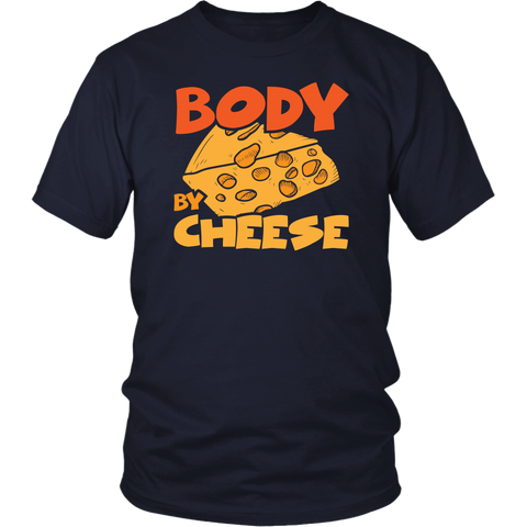 Image of Body By Cheese - Unisex Shirt