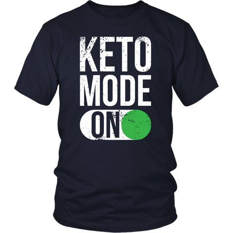 Image of Keto Mode ON - Unisex Shirt