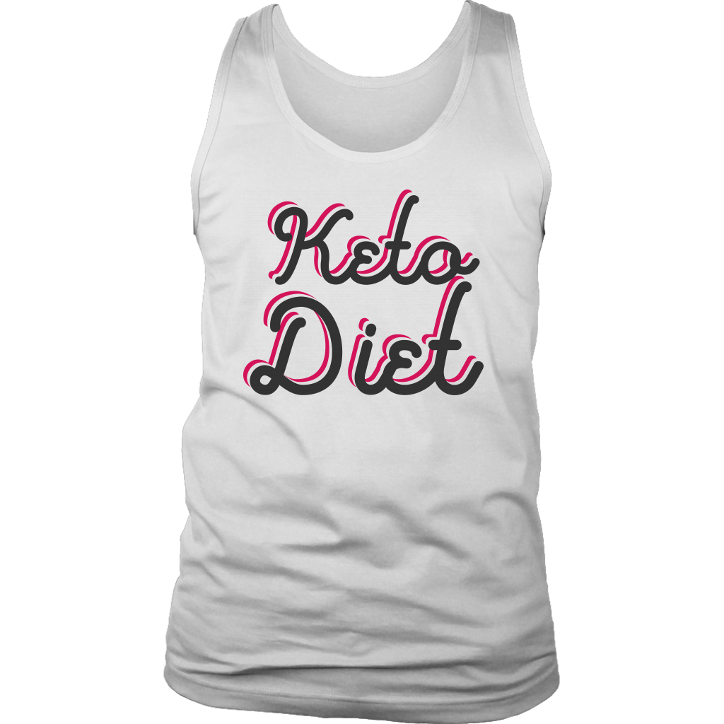 Keto Diet - Mens Tank