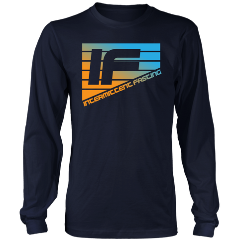 Image of Intermittent Fasting - Long Sleeve Shirt