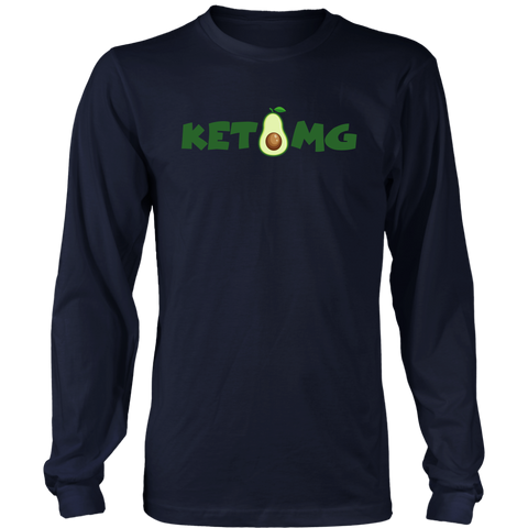 Image of Keto OMG - Long Sleeve Shirt