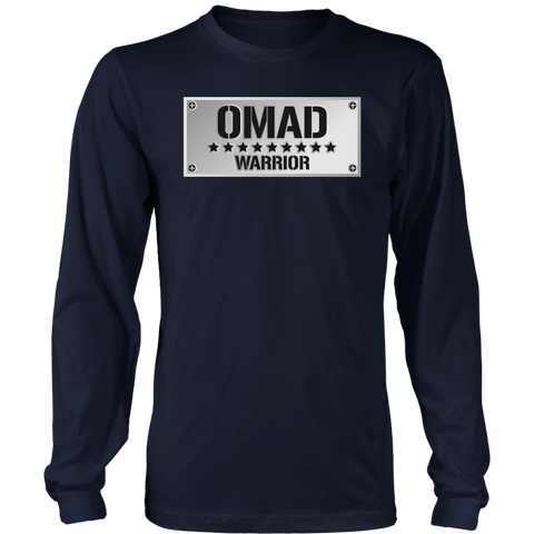 OMAD Warrior - Long Sleeve Shirt