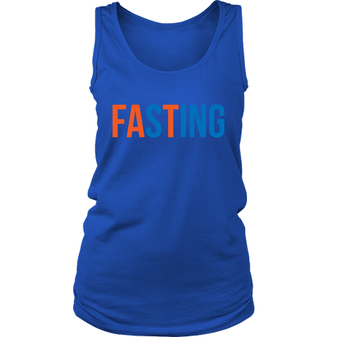 Image of Fasting - Womens Tank