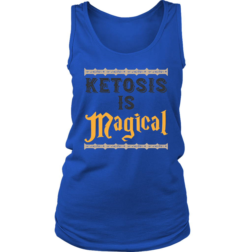Ketosis Is Magical - Womens Tank