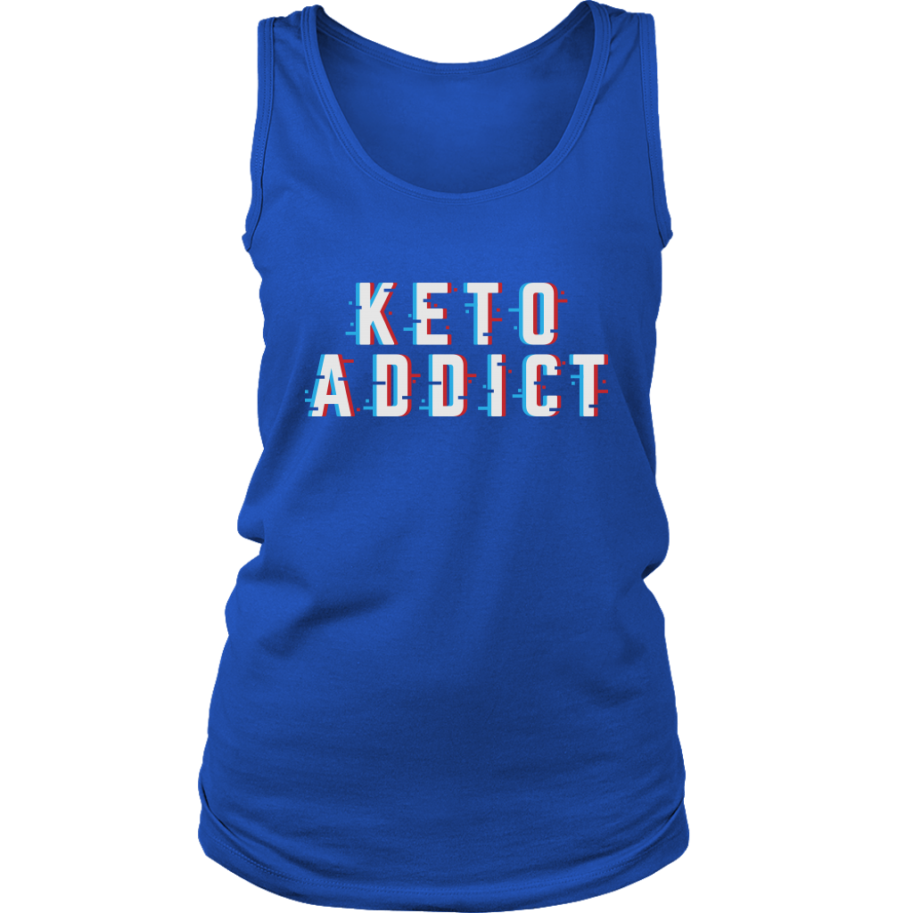 Keto Addict - Womens Tank