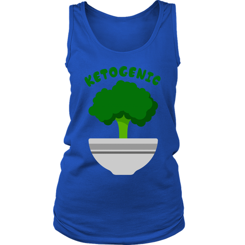 Image of Ketogenic Bowl - Womens Tank