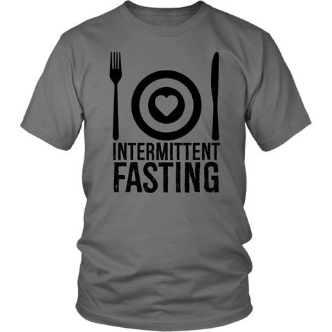Image of Intermittent Fasting Dish - Unisex Shirt