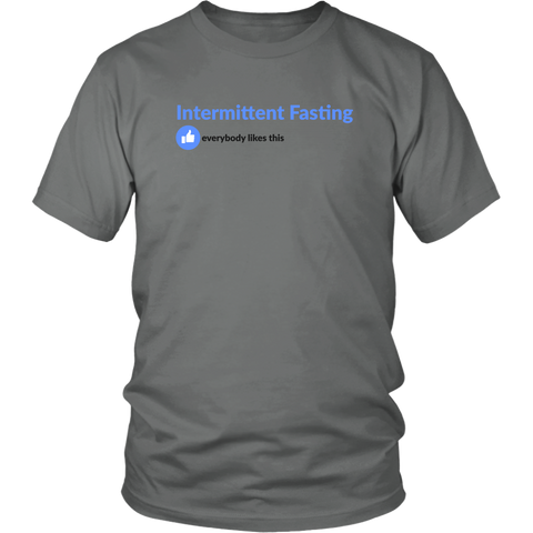 Image of Intermittent Fasting Everyone Likes This - Unisex Shirt