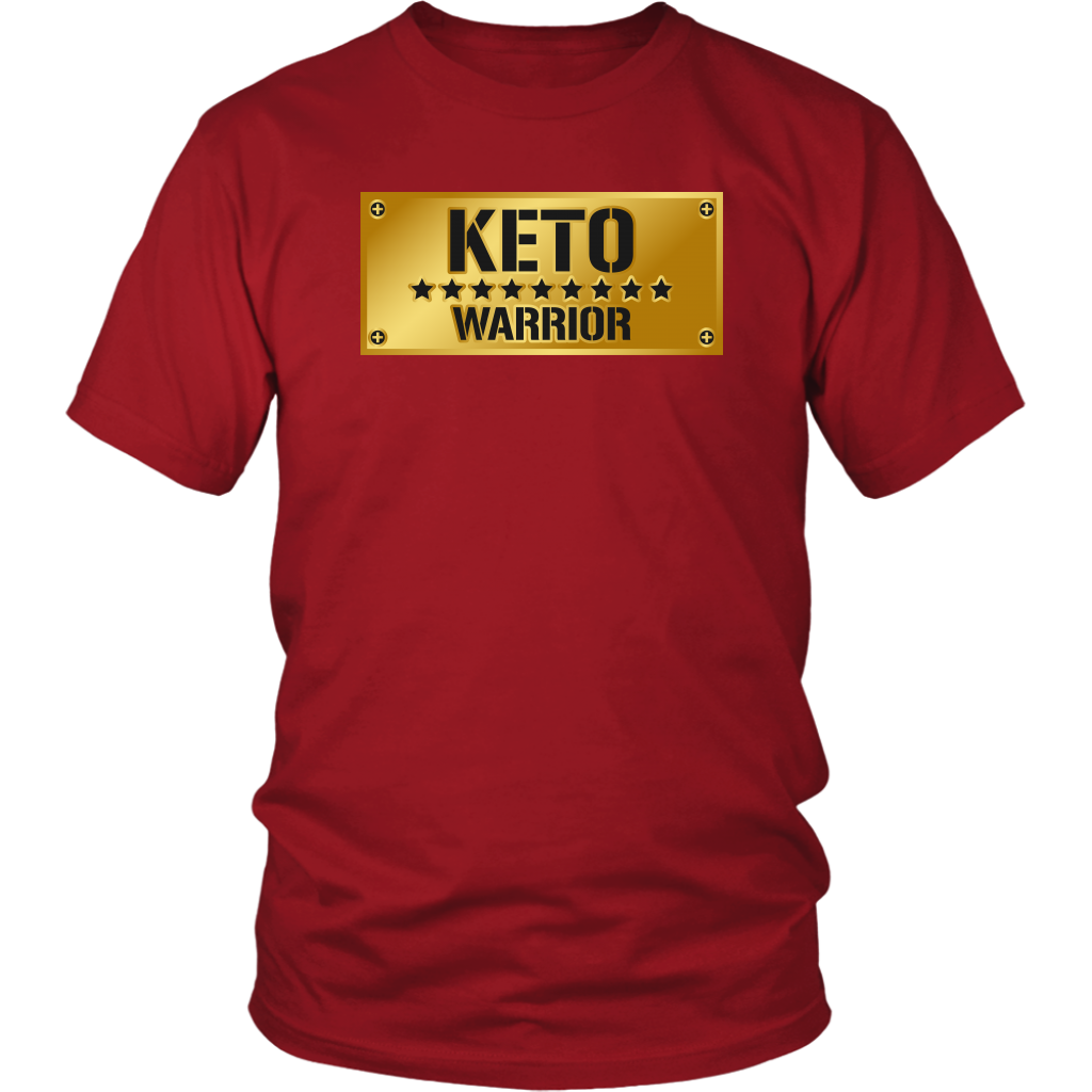Keto Warrior - Unisex Shirt