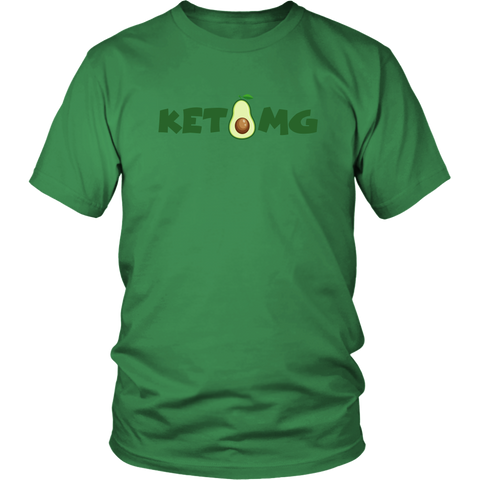 Image of Keto OMG - Unisex Shirt